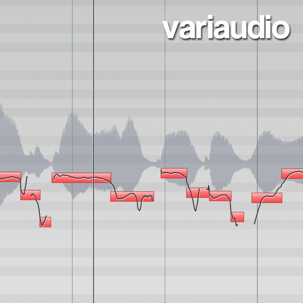 Sts · VariAudio