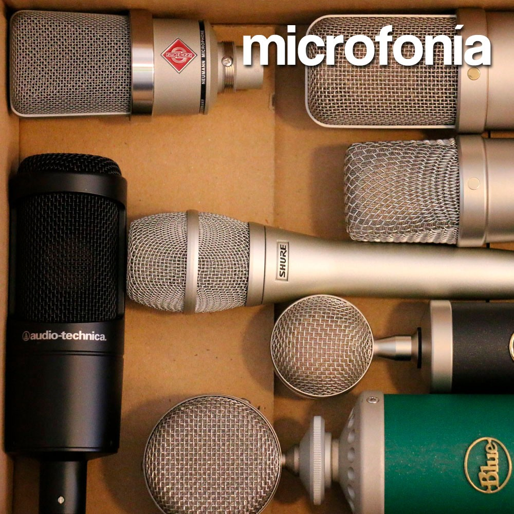 Sts · Microfonía