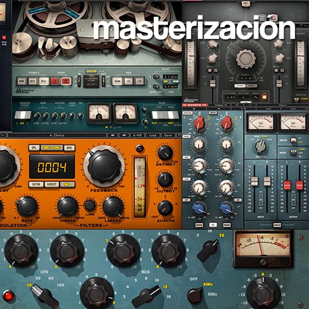 Sts · Masterización